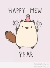 Funny-fat-cat-happy-new-year-comics
